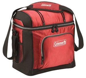 coleman golf cart cooler bag - soft shell cooler