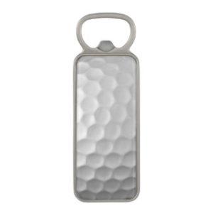 golf ball bottle opener, bottle opener for golfers, golf drinking gift