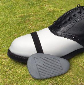 golf gag gift foot wedge, hilarious golf gag gift