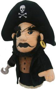 pirate golf headcover, pirate golf club head cover