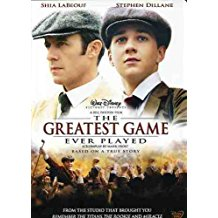 greatest game ever played golf movie, classic golf movies, best golf movies