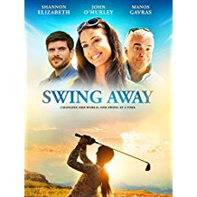 swing away golf movie, womens golf movie, golf movie for women