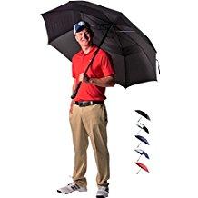 athletico golf umbrella, best golf umbrellas, umbrellas for golfers