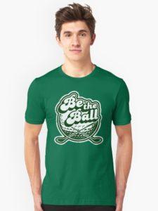be the ball funny golf tee shirt, caddyshack golf t shirt, funny golf shirts for guys