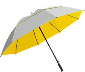 suntek double canopy windproof golf umbrella