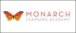 Monarch Learning Academy Logo