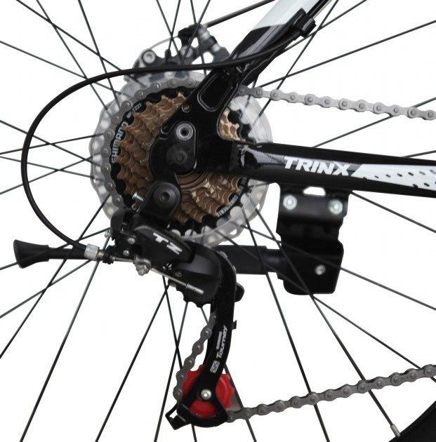 rear bike tire