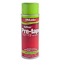 pre tape spray can