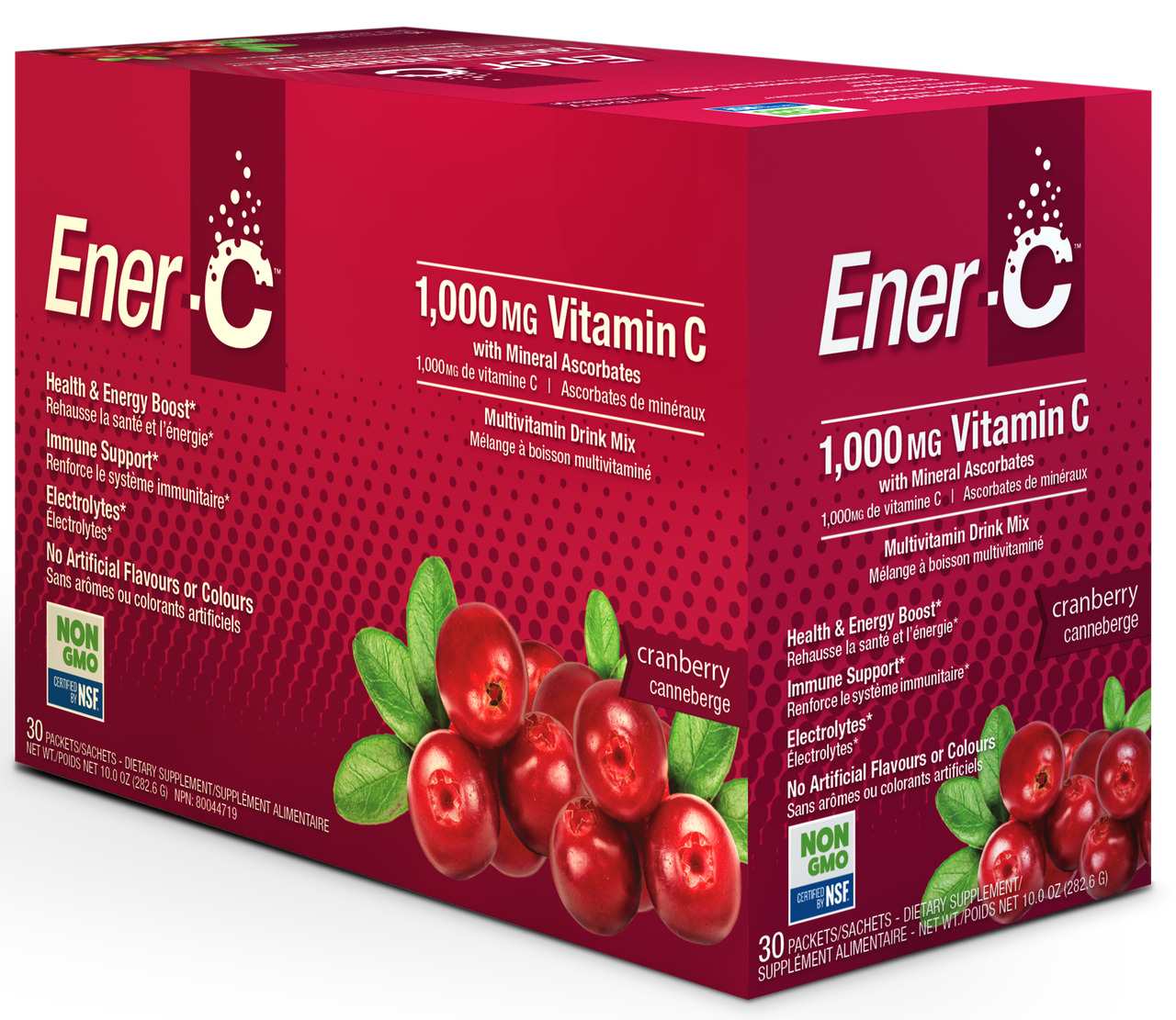 ener-c cranberry logo