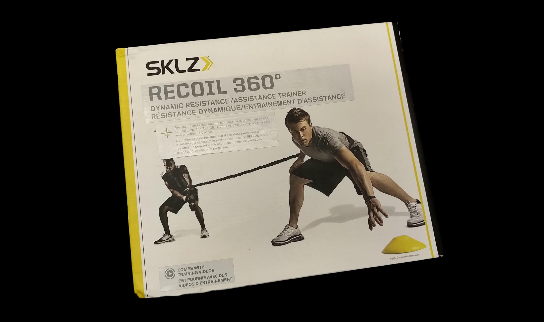 sklz recoil product box image