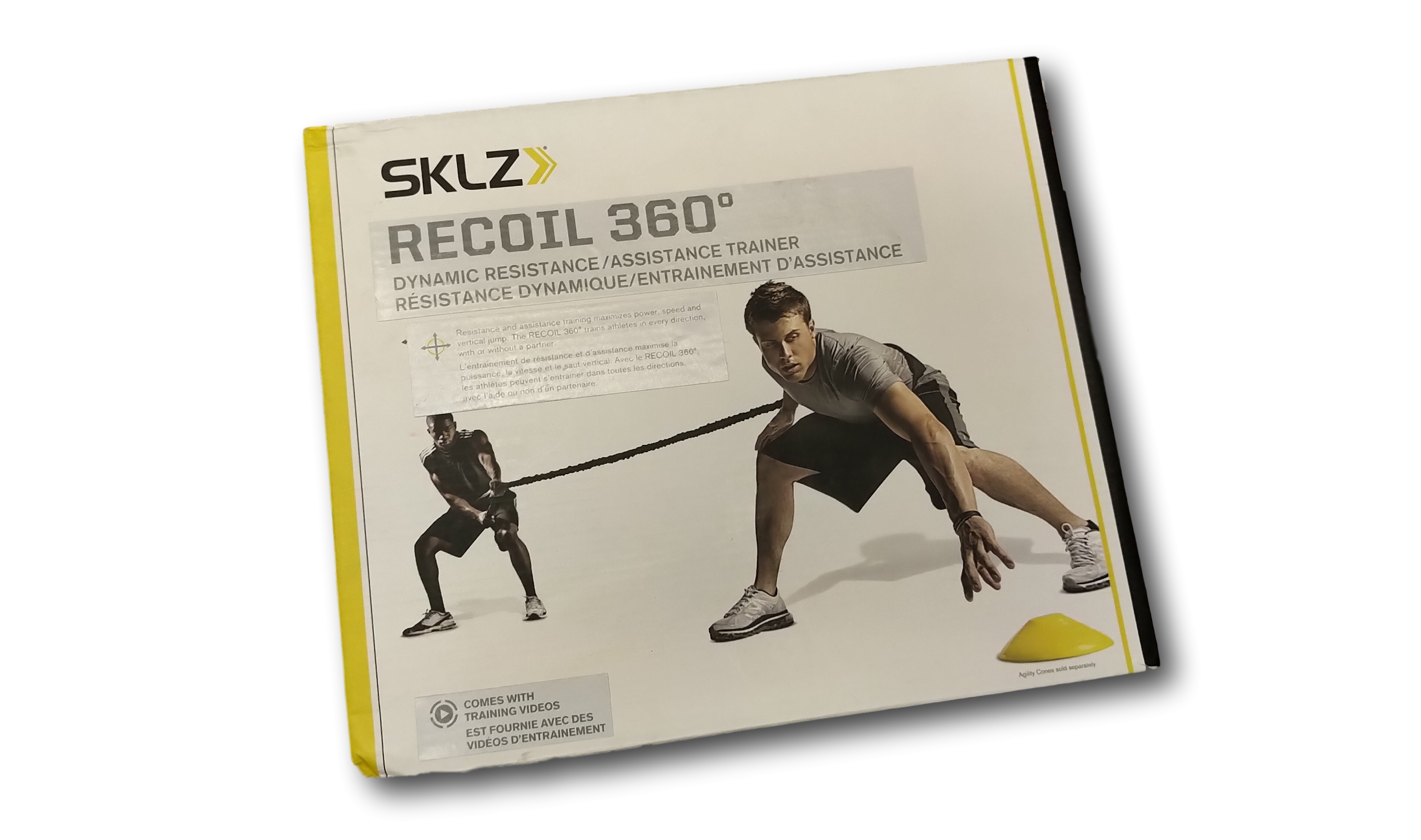 sklz recoil product box image