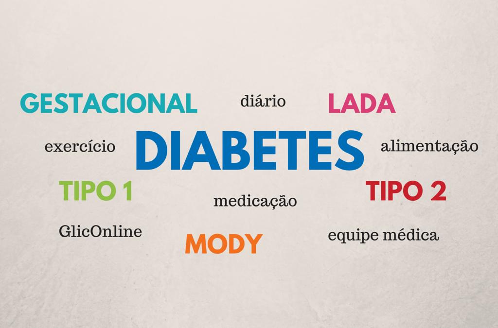 OS PRINCIPAIS TIPOS DE DIABETES