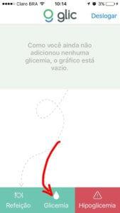 Glicemia no Glic