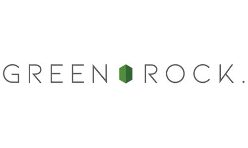 Logotipo Green Rock