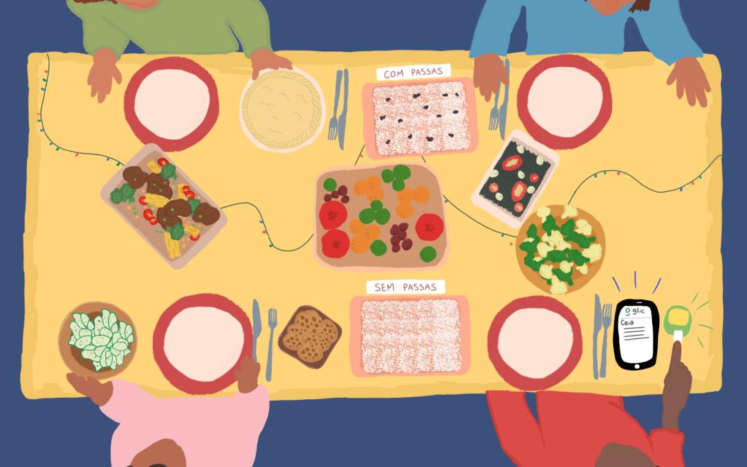 diabetes e festas