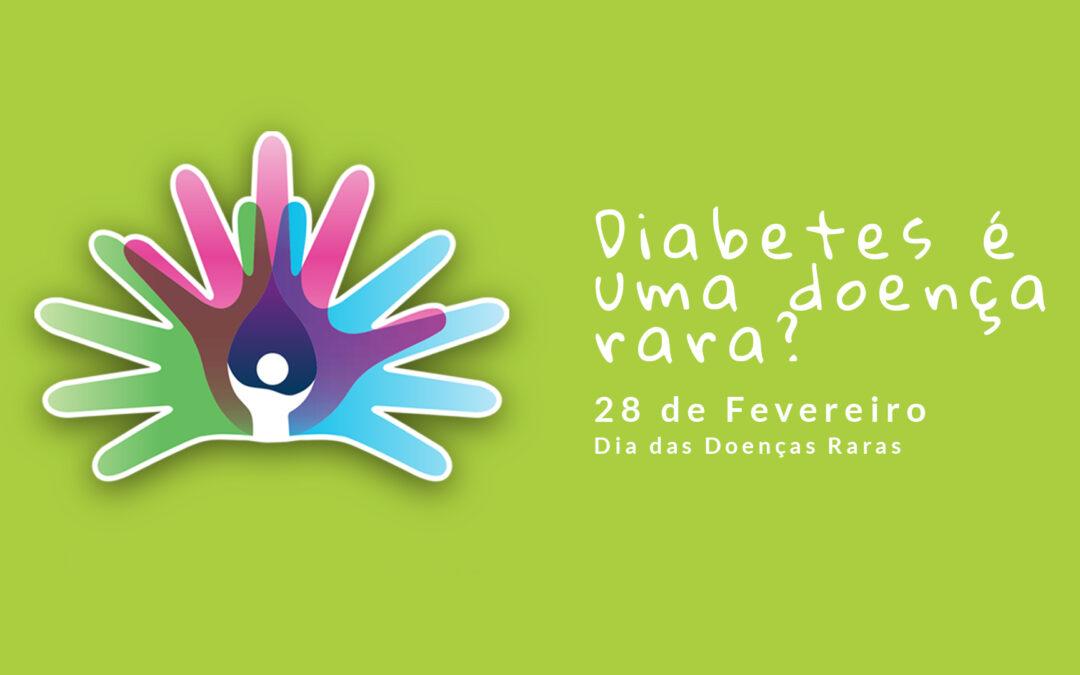 Diabetes é uma doença rara?