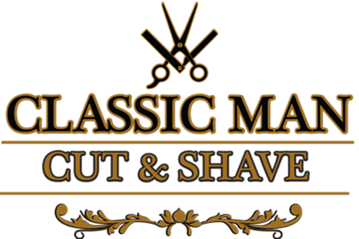 classic man cut and shave barber