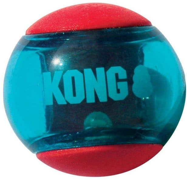 Dog toy Knong Ball - dogspeaking.com