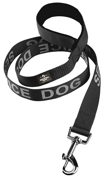 dog leash 2 service dog leash with neoprene handle dogspeaking.com