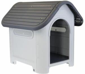 dog houses - outdoor dog houses - medium plastic - dogspeaking.com