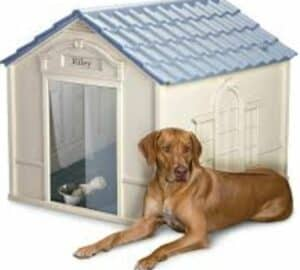 Cheap dog houses DH 350 - dogspeaking.com