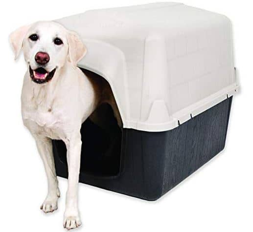 Petmate Barn cheap dog house - dogspeaking.com