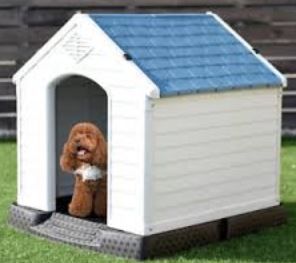 Best dog house Giantex Plastic