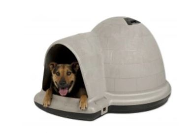 dog houses - igloo dog house - dogspeaking.com