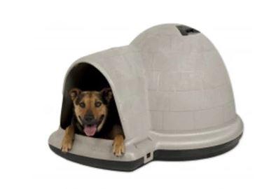 dog houses - igloo dog house - dogspeaking.com