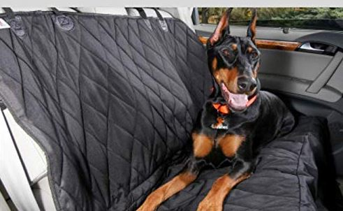 Pet seat covers 4 kanines pet seat cover