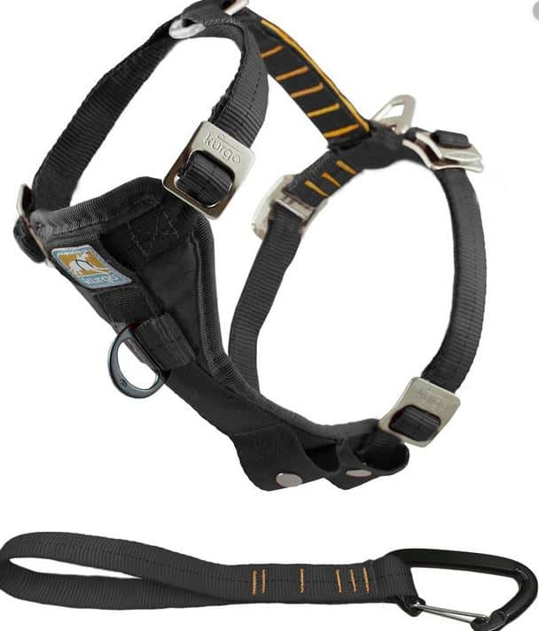 The kargo dog harness -Dog harness for car and seat belt attachments review