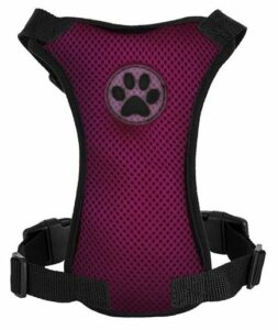 Dog harness for car and dog seat belt review - cheap dog harness Lukovee dog car harness