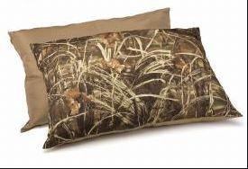 Dallas Manufacturing Co Kaki pet bed with cedar filling