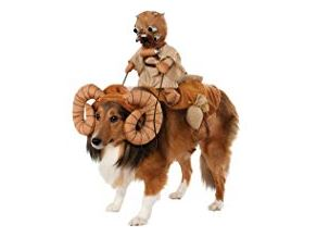 Star Wars Bantha Rider Pet Costume - Dog clothes - dog fancy dress