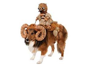 Star Wars Bantha Rider Pet Costume - Dog clothes - dog fancy dress