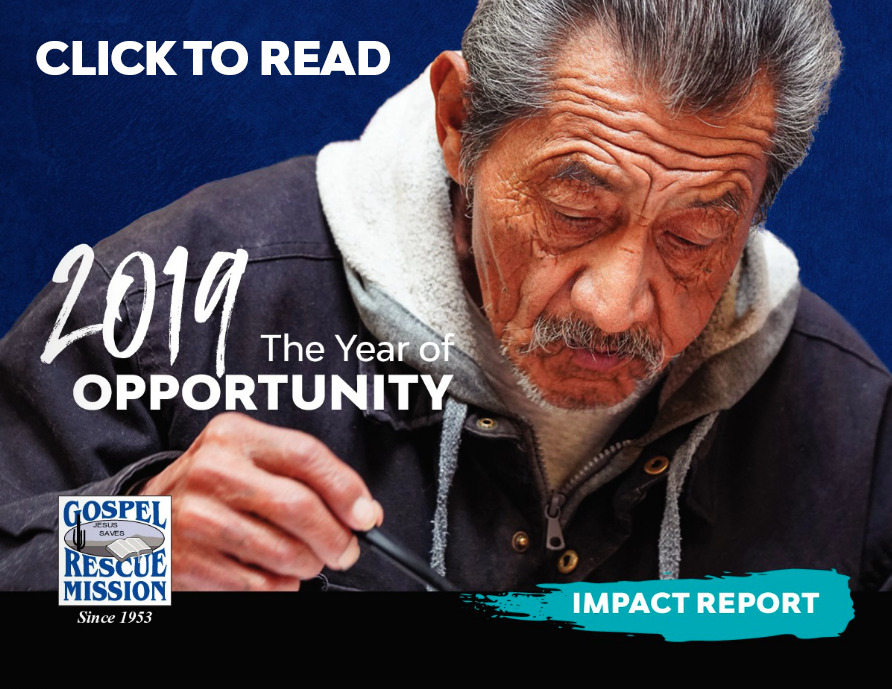 Read our 2019 impact report!