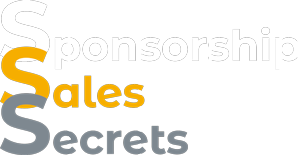 Sponsorship Sales Secrets Logo