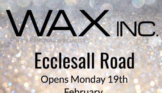 Wax Inc's New Salon