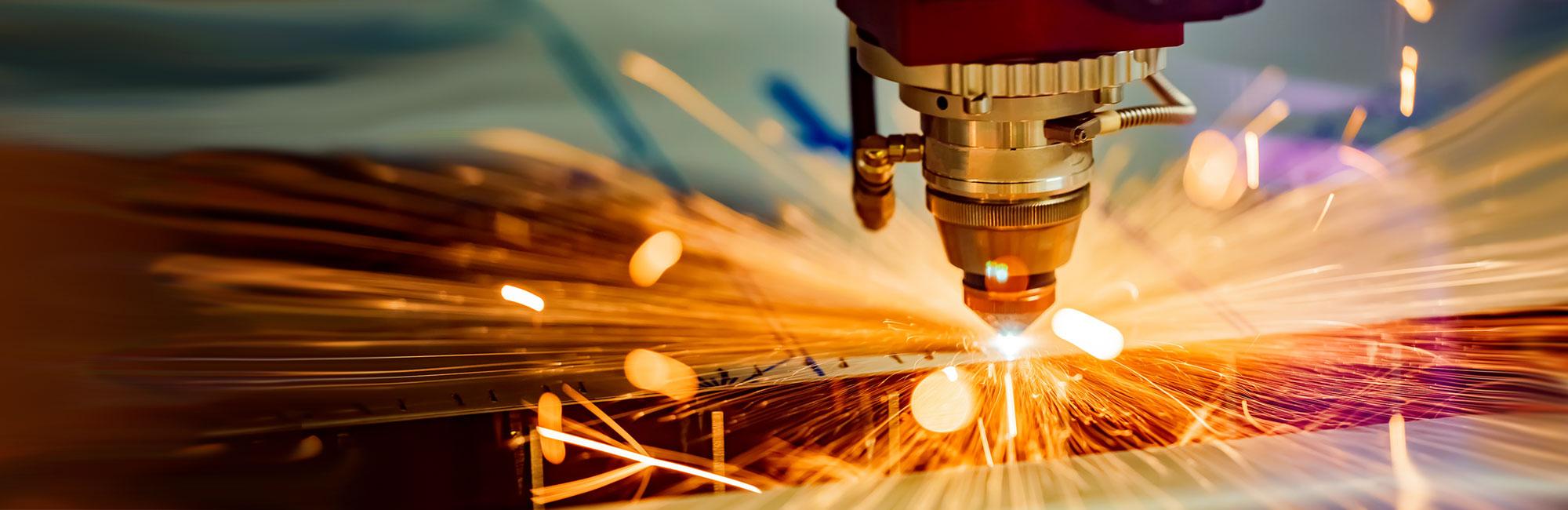 Fab X Industries laser fabrication