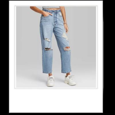 target mom jeans