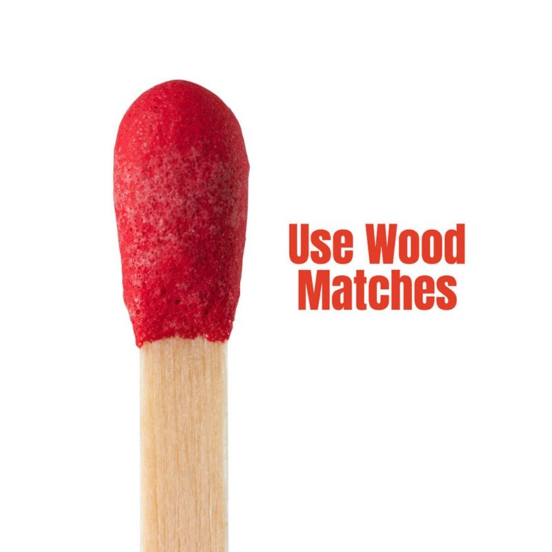 closeup-of-a-red-match-picture-id534941737