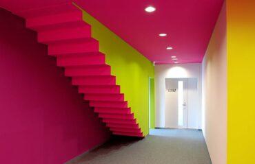 La psicología del color y la forma en la arquitectura