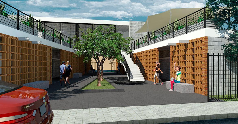 Centro Comunitario San Juan Bosco Tlalpan