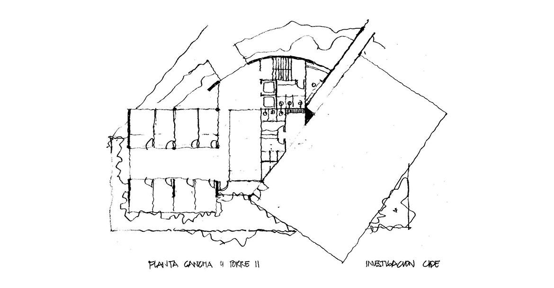 CIDE Torre de Investigación