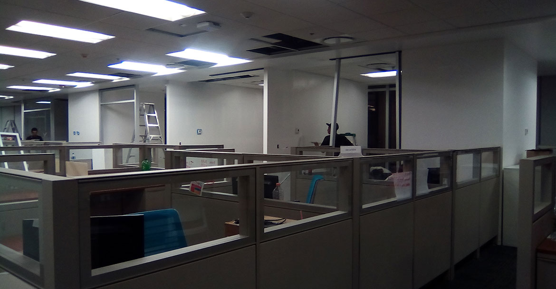 Oficinas de Loreal