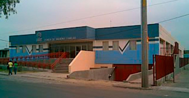 Hospital ISSSTE Salamanca