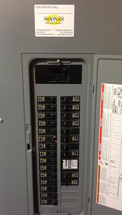 Noonan Electrical Services, Safety Services