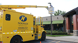 Noonan Electrical Services, Commercial Services