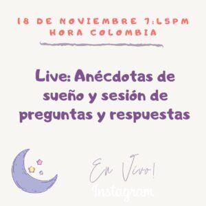Live Anécdotas