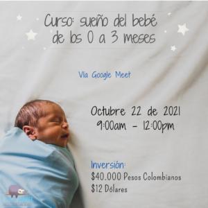 Curso sueño del bebé
